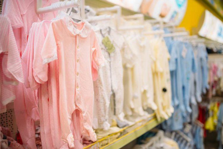 ubrania dla noworodka